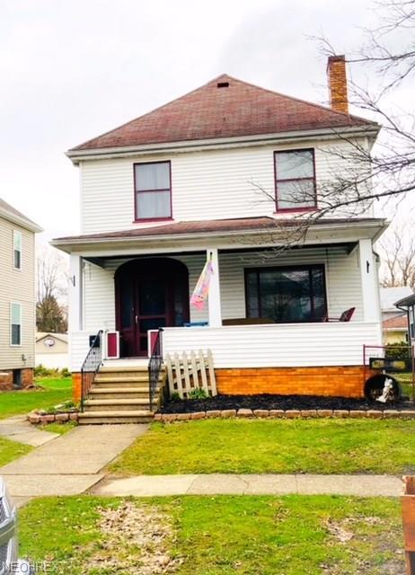 607 N Dawson St, Uhrichsville, OH 44683 (MLS #3990275) :: RE/MAX Edge Realty