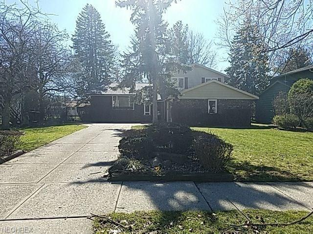 5220 Hickory Dr, Lyndhurst, OH 44124 (MLS #3990349) :: Keller Williams Chervenic Realty