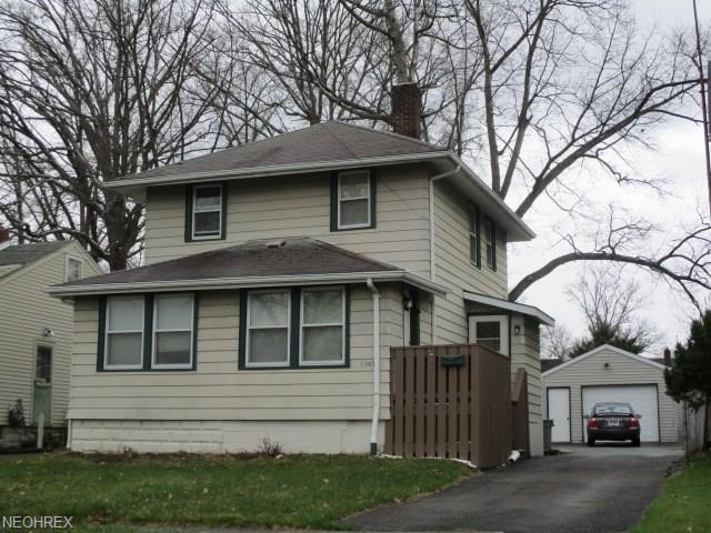 1367 Meadowbrook Ave SE, Warren, OH 44484 (MLS #3990479) :: RE/MAX Valley Real Estate