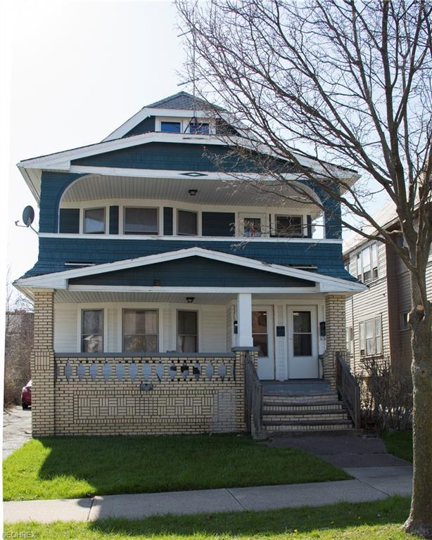 3376 E 142nd Street, Cleveland, OH 44120 (MLS #3992032) :: RE/MAX Edge Realty