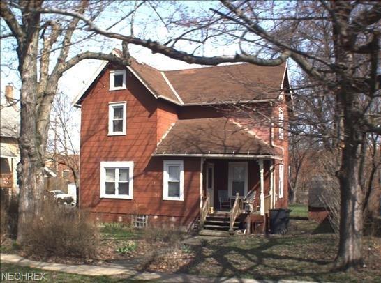 1075 Woodland St NE, Warren, OH 44483 (MLS #3992453) :: The Crockett Team, Howard Hanna