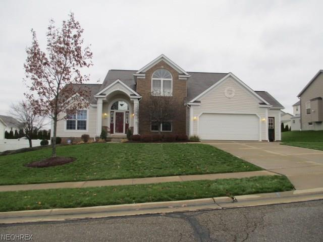 2635 Enclave St NW, Uniontown, OH 44685 (MLS #3992459) :: Tammy Grogan and Associates at Cutler Real Estate