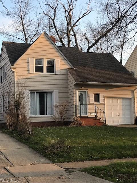 3758 Berkeley Rd, Cleveland Heights, OH 44118 (MLS #3992977) :: Tammy Grogan and Associates at Cutler Real Estate