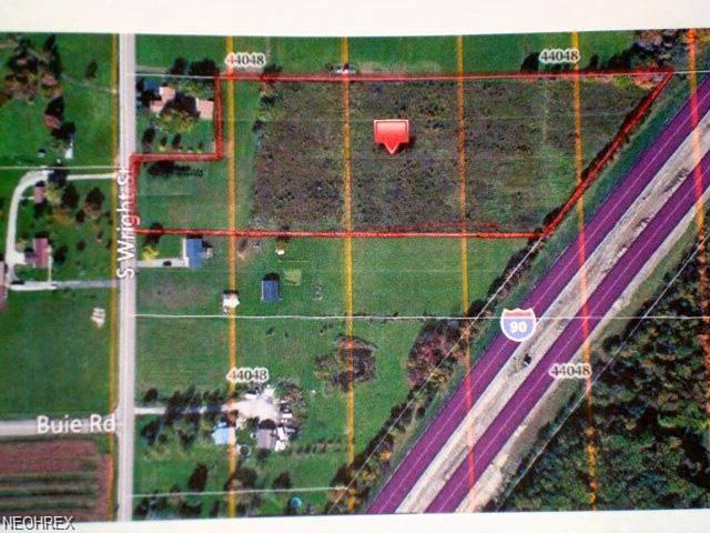S Wright St, Kingsville, OH 44048 (MLS #3993095) :: The Crockett Team, Howard Hanna