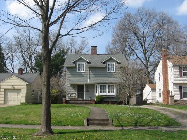 453 Malvern Rd, Akron, OH 44303 (MLS #3995351) :: The Crockett Team, Howard Hanna