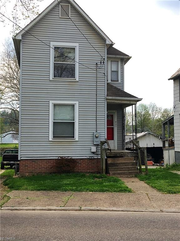 907 Front St, Marietta, OH 45750 (MLS #3995586) :: Tammy Grogan and Associates at Cutler Real Estate