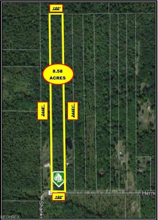 Herner County Line Rd, Southington, OH 44470 (MLS #3995619) :: PERNUS & DRENIK Team