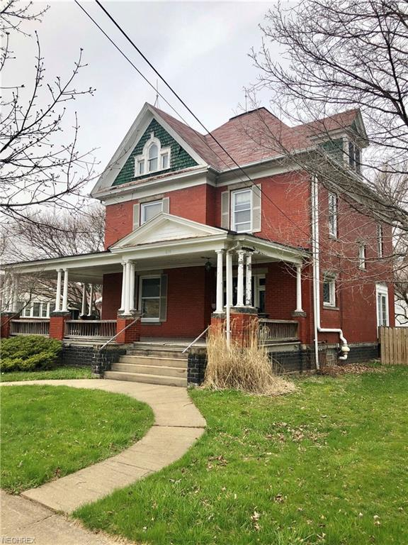 639 Columbia St, Leetonia, OH 44431 (MLS #3995838) :: The Crockett Team, Howard Hanna