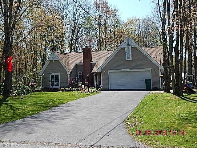 1870 Morning Star Dr, Roaming Shores, OH 44084 (MLS #3997463) :: Tammy Grogan and Associates at Cutler Real Estate