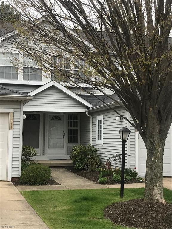 1193 Pinecrest Pl 1-D, Willoughby, OH 44094 (MLS #3998106) :: The Trivisonno Real Estate Team