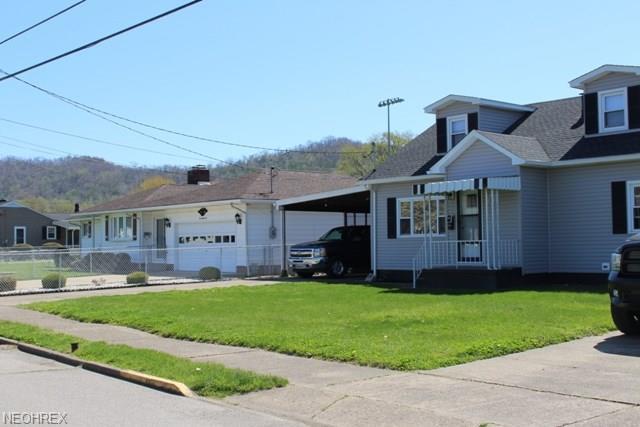 218 N 2nd Ave, Paden City, WV 26159 (MLS #3998694) :: The Crockett Team, Howard Hanna