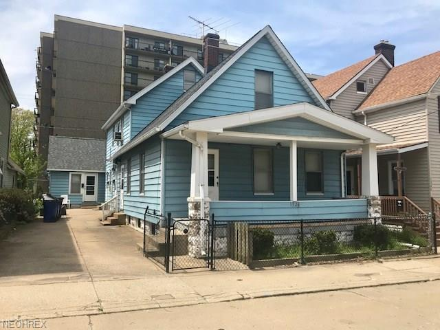 1326 W 69th St, Cleveland, OH 44102 (MLS #3999973) :: The Trivisonno Real Estate Team