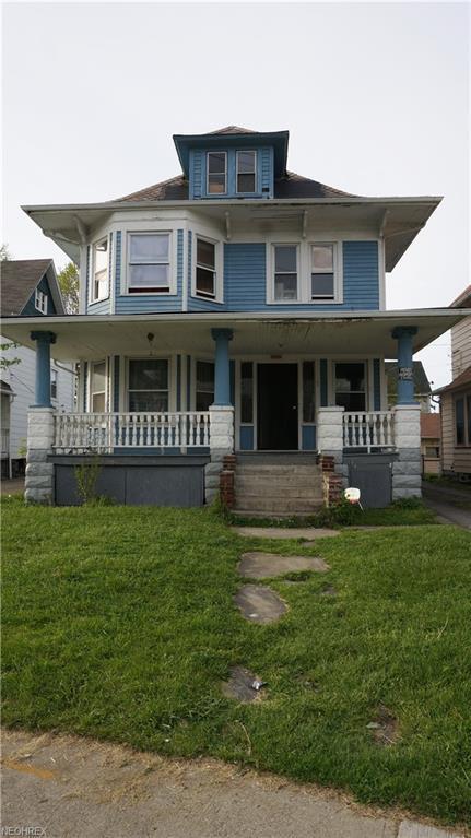 9506 Denison Ave, Cleveland, OH 44102 (MLS #4000437) :: The Trivisonno Real Estate Team
