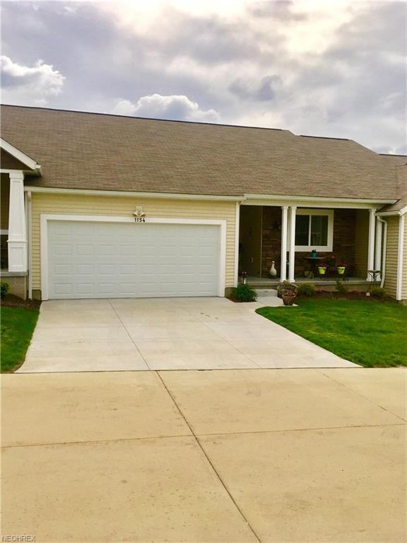 1154 Briarcliff Dr, Lakemore, OH 44312 (MLS #4000509) :: Tammy Grogan and Associates at Cutler Real Estate