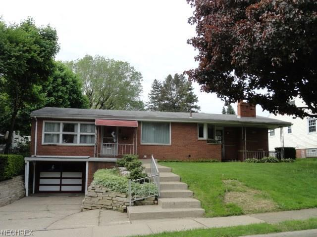 334 Fairview St SE, North Canton, OH 44720 (MLS #4001024) :: RE/MAX Trends Realty