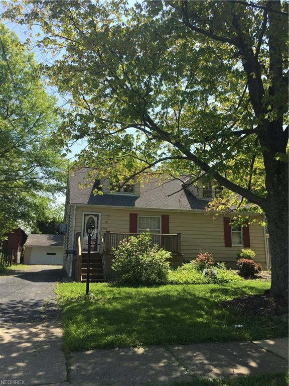 6501 Anderson Ave, Independence, OH 44131 (MLS #4002431) :: The Crockett Team, Howard Hanna