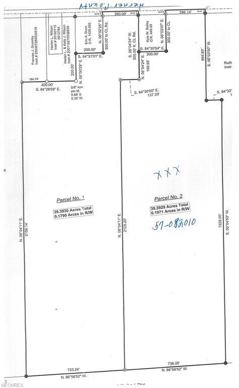 Herner County Line, Southington, OH 44470 (MLS #4002588) :: The Crockett Team, Howard Hanna