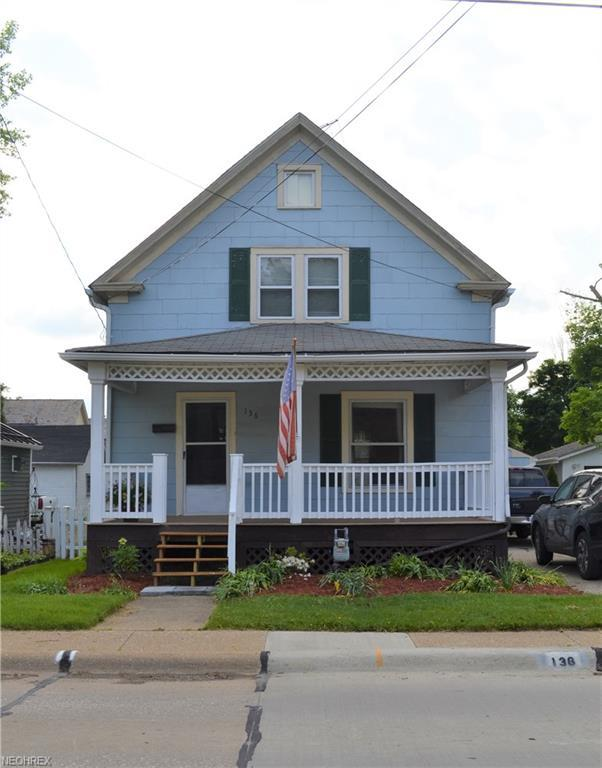 136 N Huntington St, Medina, OH 44256 (MLS #4004209) :: Tammy Grogan and Associates at Cutler Real Estate