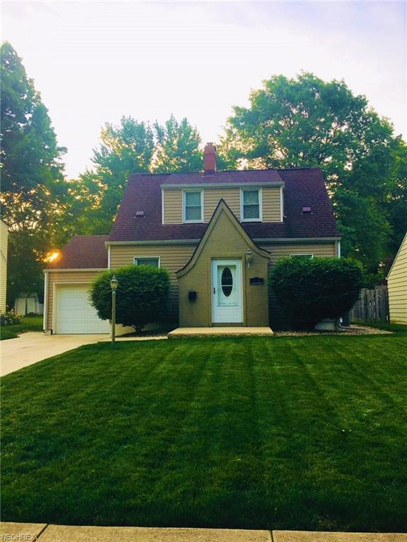 419 Highland Ave, Wadsworth, OH 44281 (MLS #4004597) :: Tammy Grogan and Associates at Cutler Real Estate