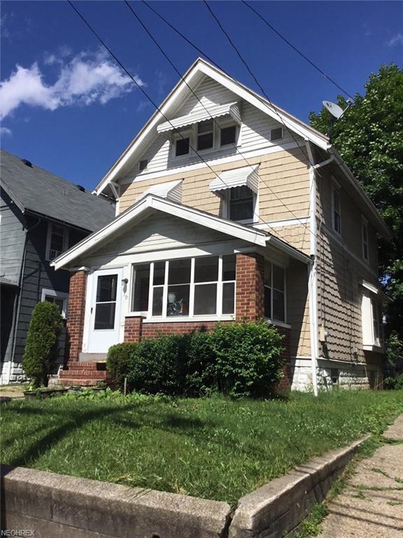 439 Butler Ave, Akron, OH 44310 (MLS #4005587) :: The Crockett Team, Howard Hanna