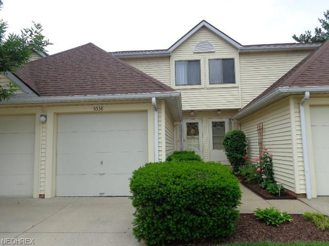 5538 Beach Ct 91B, Parma, OH 44134 (MLS #4005983) :: RE/MAX Trends Realty