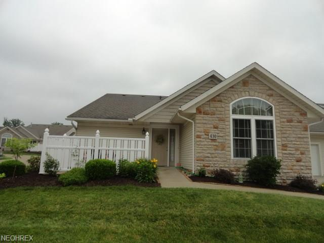 2452 Barrington Way #430, Wooster, OH 44691 (MLS #4006224) :: RE/MAX Trends Realty