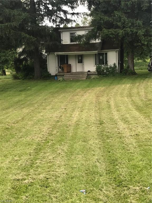 3205 Tod Ave, Warren, OH 44481 (MLS #4006494) :: Keller Williams Chervenic Realty