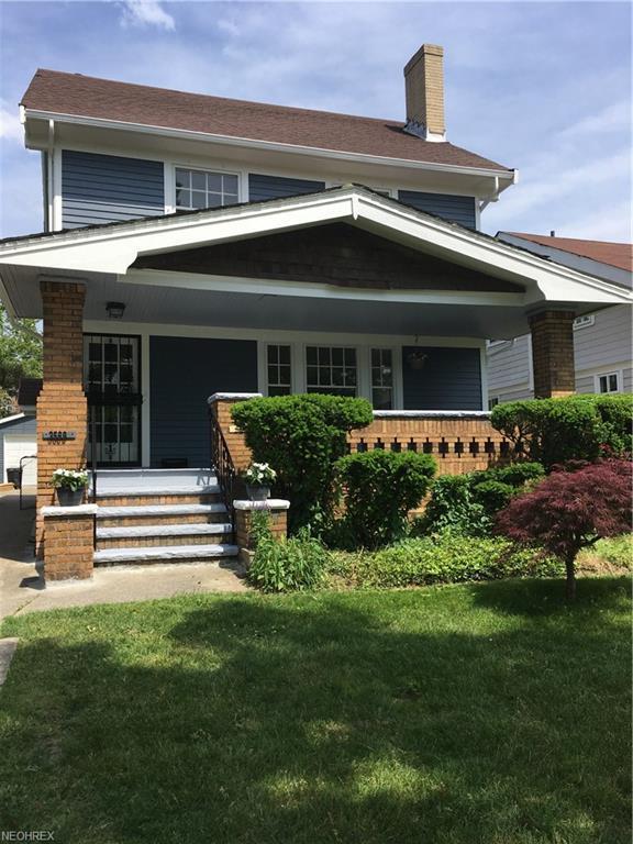 3569 Pennington Rd, Shaker Heights, OH 44120 (MLS #4007038) :: The Crockett Team, Howard Hanna