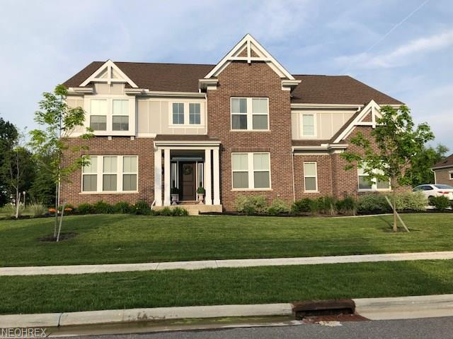 5802 Glendavon Pl, Dublin, OH 43016 (MLS #4007044) :: Tammy Grogan and Associates at Cutler Real Estate