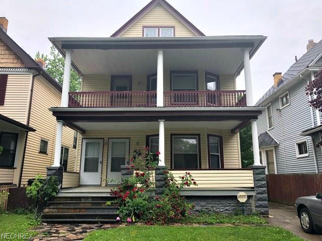 2082 W 87th St, Cleveland, OH 44102 (MLS #4007212) :: The Crockett Team, Howard Hanna