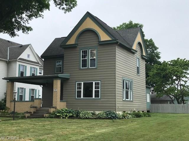 408 N Broadway St N, New Philadelphia, OH 44663 (MLS #4007232) :: Tammy Grogan and Associates at Cutler Real Estate
