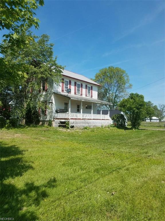 1957 Stanhope Kelloggsville Rd, Jefferson, OH 44047 (MLS #4007877) :: PERNUS & DRENIK Team