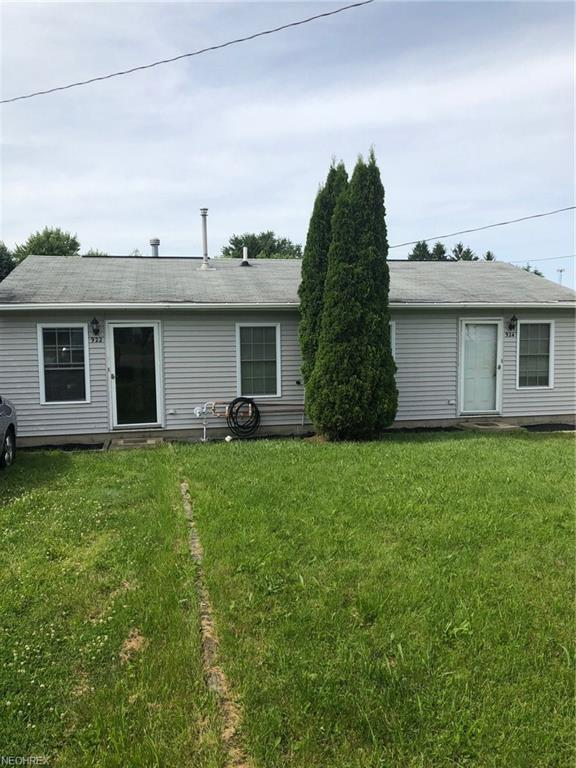 922-924 Moyer Ave, Boardman, OH 44512 (MLS #4009815) :: RE/MAX Trends Realty