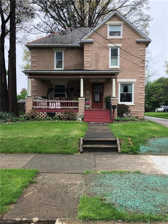 168 Highland Ave, Wadsworth, OH 44281 (MLS #4010233) :: RE/MAX Trends Realty