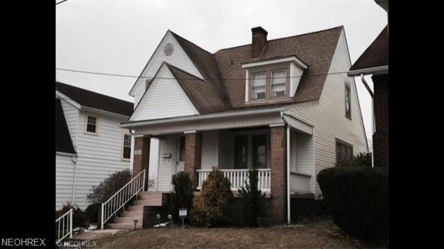 311 Murphy Ave, Steubenville, OH 43952 (MLS #4010241) :: The Crockett Team, Howard Hanna