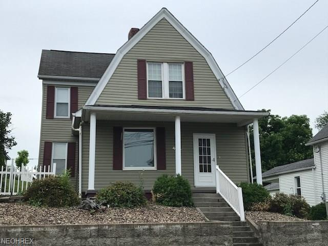 441 W Main St, Barnesville, OH 43713 (MLS #4011295) :: The Crockett Team, Howard Hanna