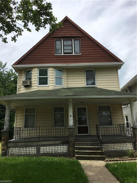1488 W 116th St, Cleveland, OH 44102 (MLS #4011691) :: PERNUS & DRENIK Team