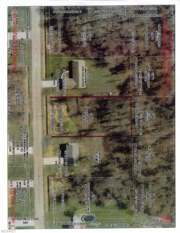 Breezewood Ln, Orwell, OH 44076 (MLS #4012641) :: PERNUS & DRENIK Team