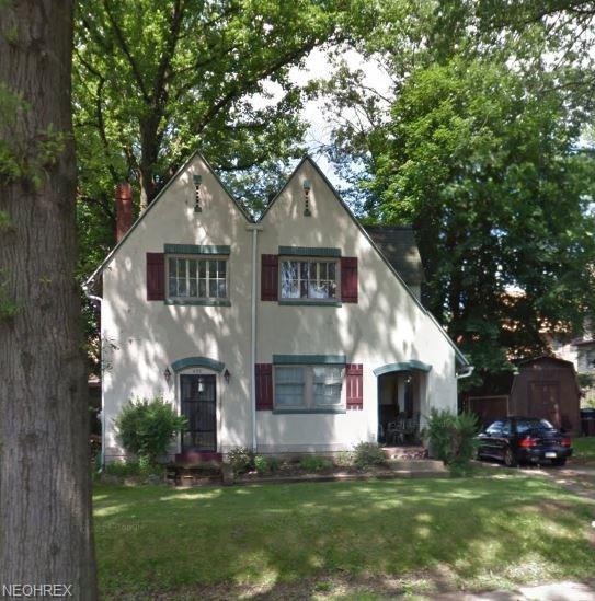 490 Saint Leger Ave, Akron, OH 44305 (MLS #4014953) :: The Crockett Team, Howard Hanna