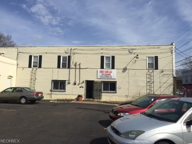 5106 Storer Ave, Cleveland, OH 44102 (MLS #4015522) :: The Crockett Team, Howard Hanna