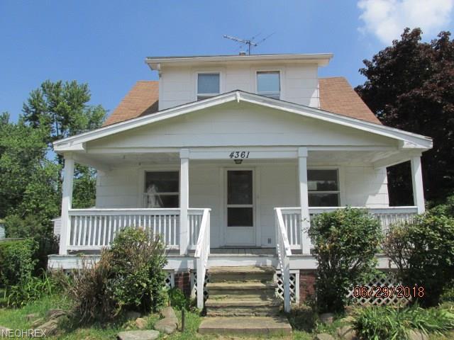 4361 Ardmore Rd, South Euclid, OH 44121 (MLS #4016650) :: The Crockett Team, Howard Hanna