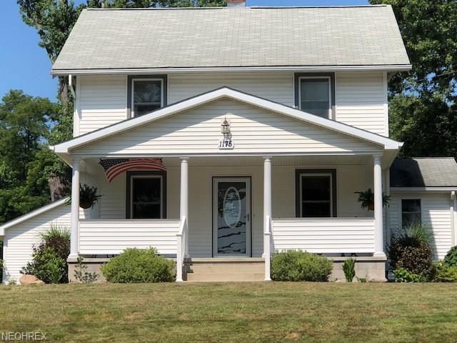 1175 N Ellsworth Ave, Salem, OH 44460 (MLS #4018196) :: PERNUS & DRENIK Team