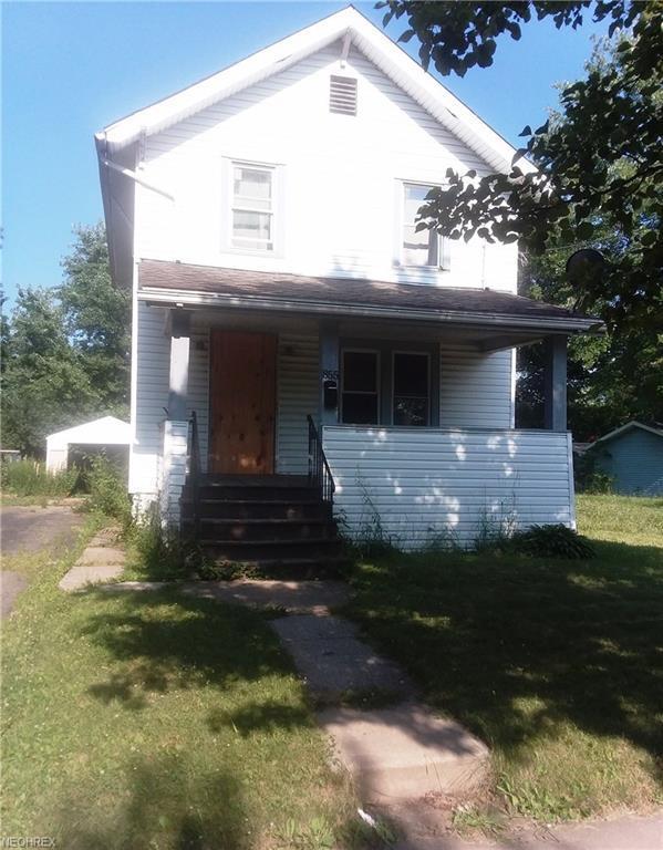 855 Inman St, Akron, OH 44306 (MLS #4018317) :: The Crockett Team, Howard Hanna