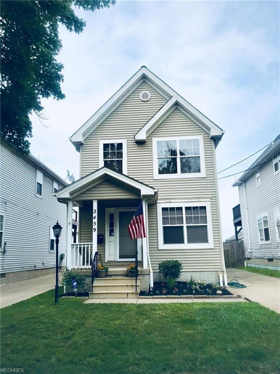2459 W 5th St, Cleveland, OH 44113 (MLS #4018514) :: RE/MAX Valley Real Estate