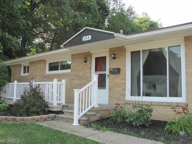 508 Sill Ave, Cuyahoga Falls, OH 44221 (MLS #4020336) :: RE/MAX Edge Realty