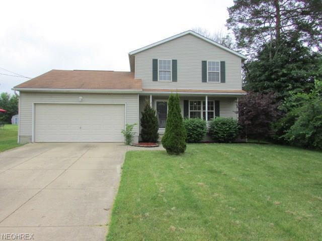 672 W Lake St, Ravenna, OH 44266 (MLS #4020464) :: RE/MAX Trends Realty