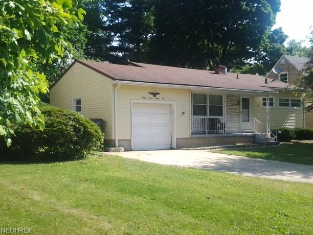 3386 S Wendover Cir, Youngstown, OH 44511 (MLS #4020682) :: RE/MAX Valley Real Estate