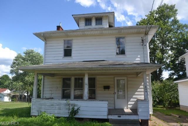 606 Camden Ave, Parkersburg, WV 26101 (MLS #4022005) :: The Crockett Team, Howard Hanna