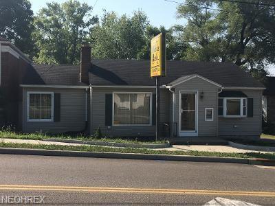 333 E Cherry St, Canal Fulton, OH 44614 (MLS #4025369) :: Keller Williams Chervenic Realty