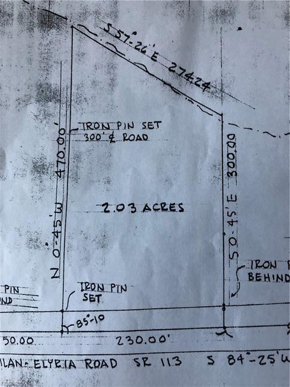4111 Ste Rte 113 East Highway, Milan, OH 44846 (MLS #4026948) :: Tammy Grogan and Associates at Cutler Real Estate